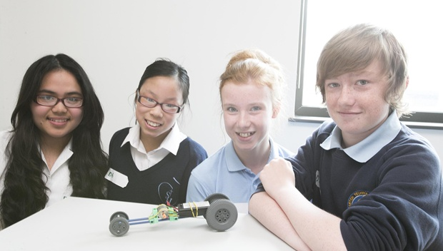 Newcastle Sixth Form College helps close the skills gap ...